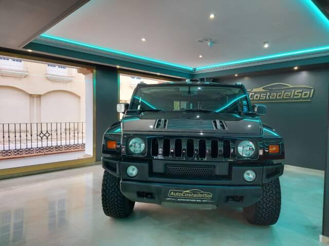 Hummer H2 Luxury Glp Gas Autocostadelsol Com